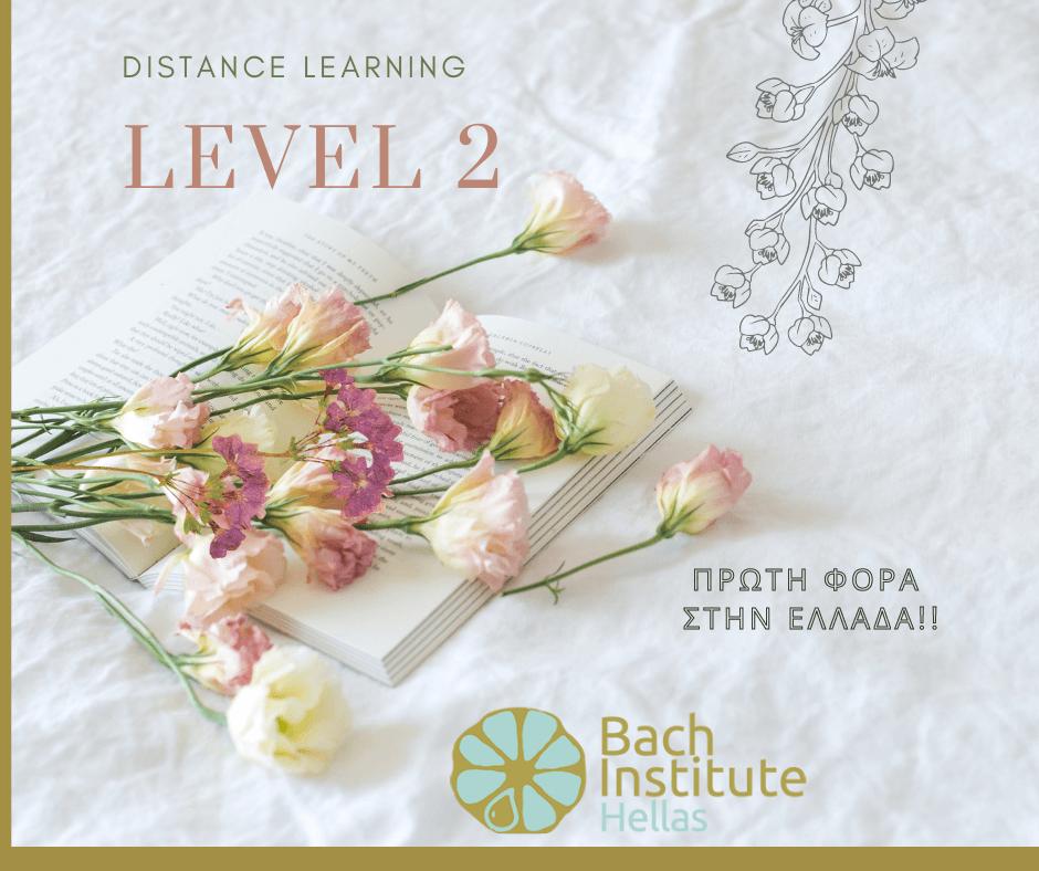 Σεμινάριο Level 2 ανθοϊάματα Μπαχ Bach DLP2