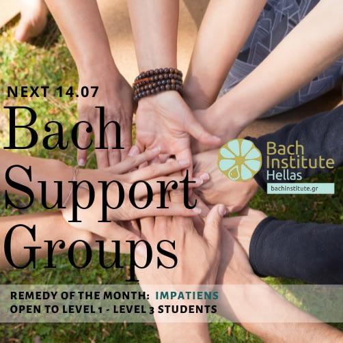 ανθοιαματα Μπαχ Bach Impatiens Bach Institute