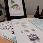 Bach Institute Level 1 Ανθοιαματα Μπαχ Bach Flower remedies